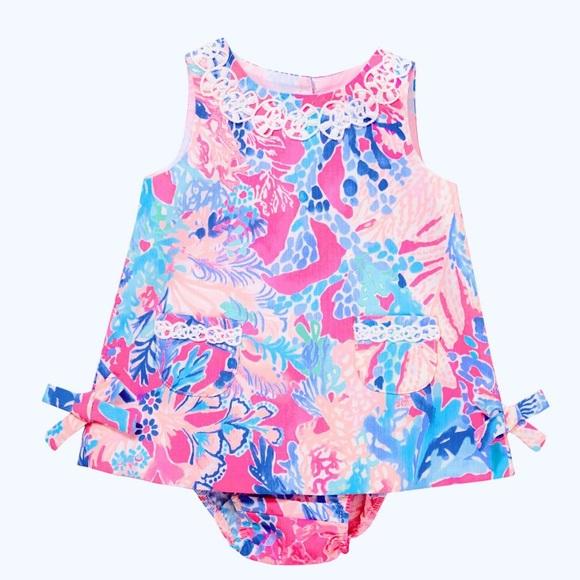 89e414e33 Lilly Pulitzer Dresses   Baby Shift Aquadesiac   Poshmark